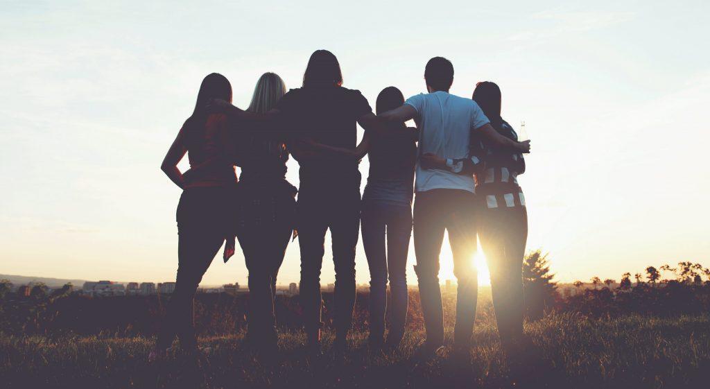 Nuoret yhdessä