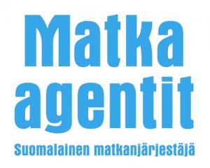Matka-agenttien logo