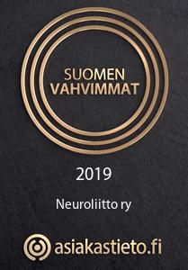 Neuroliitolla on Suomen vahvimmat -sertifikaatti vuodelta 2019. Suomen Vahvimmat -sertifikaatti myönnetään yritykselle, jonka luottoluokitus kuuluu kahteen korkeimpaan luokkaan (AAA tai AA+).
