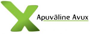 Apuväline Avux -logo